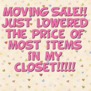 Happy News! Big Move Means Big Savings!